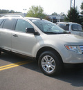 ford edge 2007 sage suv se gasoline 6 cylinders front wheel drive automatic 13502