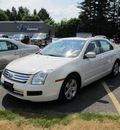 ford fusion 2008 white sedan se gasoline 6 cylinders all whee drive automatic 13502