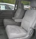 honda odyssey 2007 gray van ex gasoline 6 cylinders front wheel drive automatic 13502