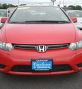 honda civic 2008 red coupe ex gasoline 4 cylinders front wheel drive automatic 13502