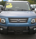 honda element 2007 blue suv ex gasoline 4 cylinders all whee drive automatic 13502