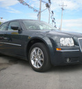 chrysler 300 2007 blue sedan gasoline 6 cylinders all whee drive automatic 13502