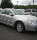chrysler sebring 2007 silver sedan touring gasoline 4 cylinders front wheel drive automatic 13502