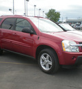 chevrolet equinox 2005 red suv lt gasoline 6 cylinders front wheel drive automatic 13502