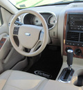 ford explorer 2007 maroon suv eddie bauer gasoline 6 cylinders 4 wheel drive automatic with overdrive 13502