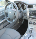 chrysler sebring 2008 gray sedan touring flex fuel 6 cylinders front wheel drive automatic 13502