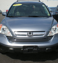 honda cr v 2007 blue suv gasoline 4 cylinders all whee drive automatic 13502