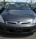 honda accord 2006 gray sedan se gasoline 4 cylinders front wheel drive automatic 13502