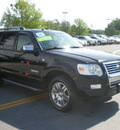 ford explorer 2008 black suv limited gasoline 8 cylinders 4 wheel drive automatic with overdrive 13502