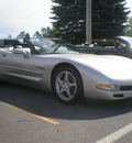 chevrolet corvette 2004 silver gasoline 8 cylinders rear wheel drive automatic with overdrive 13502