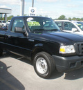 ford ranger 2006 black pickup truck gasoline 4 cylinders rear wheel drive 5 speed manual 13502