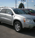 pontiac torrent 2006 gray suv gasoline 6 cylinders all whee drive automatic 13502