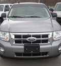 ford escape 2008 gray suv xlt gasoline 4 cylinders front wheel drive automatic with overdrive 13502