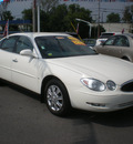 buick lacrosse 2007 white sedan cx gasoline 6 cylinders front wheel drive automatic 13502