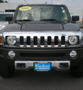 hummer h3 2008 black suv gasoline 5 cylinders 4 wheel drive automatic 13502