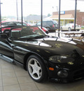 dodge viper 1994 black rt 10 gasoline v10 rear wheel drive standard 13502