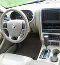 mercury mountaineer 2007 white suv premier gasoline 8 cylinders all whee drive automatic with overdrive 13502