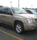 gmc envoy 2007 gold suv gasoline 6 cylinders 4 wheel drive automatic 13502