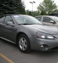 pontiac grand prix 2007 gray sedan gasoline 6 cylinders front wheel drive automatic 13502