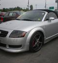 audi tt 2003 silver quattro gasoline 4 cylinders dohc all whee drive 6 speed manual 13502