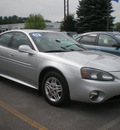 pontiac grand prix 2004 silver sedan gt gasoline 6 cylinders front wheel drive automatic 13502