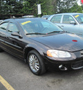 chrysler sebring 2003 maroon sedan lxi gasoline 6 cylinders front wheel drive automatic 13502