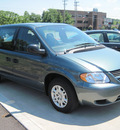 dodge grand caravan 2005 green van se gasoline 6 cylinders front wheel drive automatic 13502