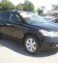 nissan murano 2007 black suv gasoline 6 cylinders all whee drive automatic 13502