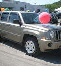 jeep patriot 2007 tan suv sport gasoline 4 cylinders 4 wheel drive automatic 13502