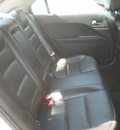 ford fusion 2007 silver sedan sel gasoline 6 cylinders all whee drive automatic 13502