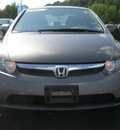 honda civic 2007 gray sedan ex gasoline 4 cylinders front wheel drive automatic 13502