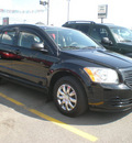 dodge caliber 2007 black hatchback se gasoline 4 cylinders front wheel drive automatic 13502