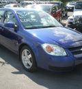 chevrolet cobalt 2007 blue sedan lt gasoline 4 cylinders front wheel drive automatic 13502