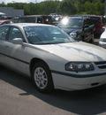 chevrolet impala 2004 white sedan gasoline 6 cylinders front wheel drive automatic 13502