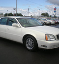 cadillac deville 2005 white sedan dhs gasoline 8 cylinders front wheel drive automatic with overdrive 13502