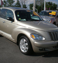 chrysler pt cruiser 2005 gold wagon limited gasoline 4 cylinders front wheel drive automatic with overdrive 13502