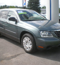 chrysler pacifica 2006 green suv gasoline 6 cylinders front wheel drive automatic 13502