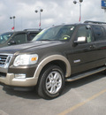 ford explorer 2008 stone suv eddie bauer gasoline 6 cylinders 4 wheel drive automatic with overdrive 13502