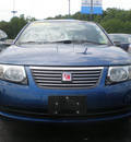 saturn ion 2 2005 blue sedan gasoline 4 cylinders front wheel drive automatic 13502