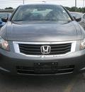 honda accord 2008 gray sedan lx p gasoline 4 cylinders front wheel drive automatic 13502