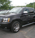 chevrolet avalanche 2007 black suv flex fuel 8 cylinders 4 wheel drive automatic 13502