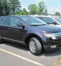 ford edge 2007 purple suv sel gasoline 6 cylinders front wheel drive automatic with overdrive 13502
