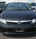 honda civic 2008 black sedan ex gasoline 4 cylinders front wheel drive automatic 13502
