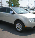 lincoln mkx 2007 tan suv gasoline 6 cylinders front wheel drive automatic with overdrive 13502