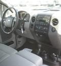 ford f 150 2007 black pickup truck flareside fx4 gasoline 8 cylinders 4 wheel drive automatic with overdrive 13502