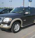 ford explorer 2007 stone suv eddie bauer gasoline 6 cylinders 4 wheel drive automatic with overdrive 13502