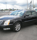 cadillac dts 2007 black sedan gasoline 8 cylinders front wheel drive automatic 13502