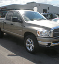 dodge ram 1500 2008 tan gasoline 8 cylinders 4 wheel drive automatic with overdrive 13502