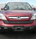 honda cr v 2007 maroon suv gasoline 4 cylinders all whee drive automatic 13502