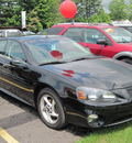 pontiac grand prix 2004 black sedan gtp gasoline 6 cylinders front wheel drive automatic 13502